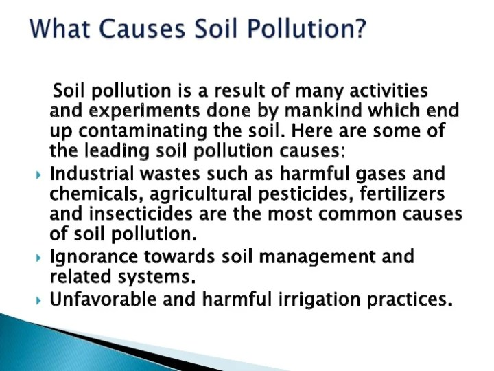 Short essay on soil pollution in india docoments ojazlink for Soil meaning in hindi