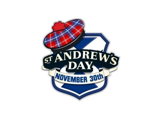 St.andrew's day 2013