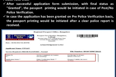 Business Letter Format 2018 Letter For Passport Application Of My