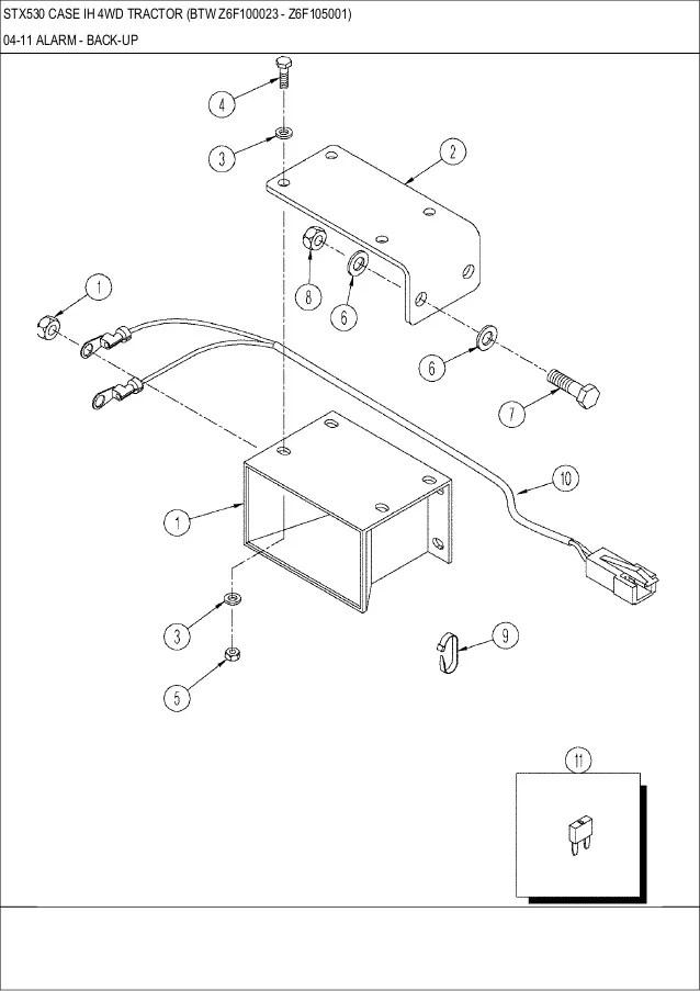 Case Ih 275 Wiring Diagrams