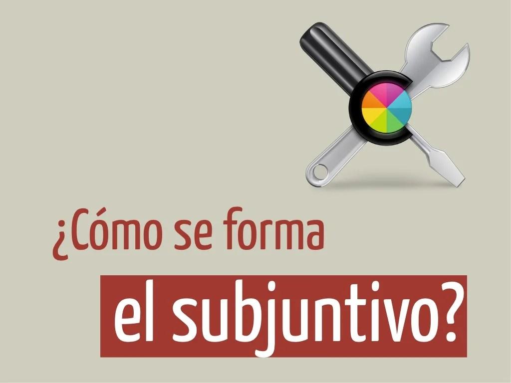 El Subjuntivo En Espanol