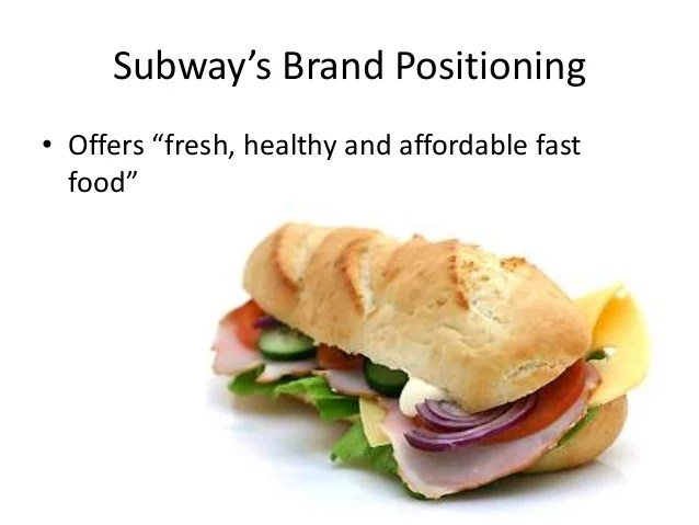 What Fresh Value Meal Subway