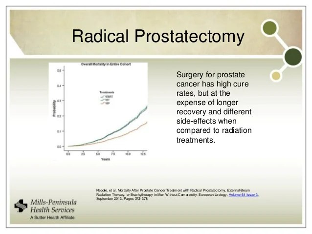 Surgery, radiation therapy or neither evolving approaches ...