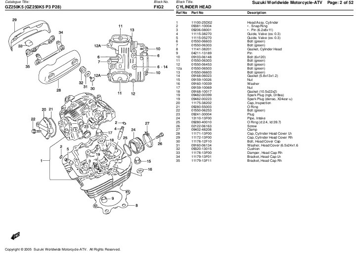 SUZUKI T250 MANUAL  Auto Electrical Wiring Diagram