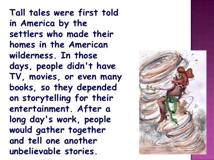 Slue Foot Sue Tall Tale Story