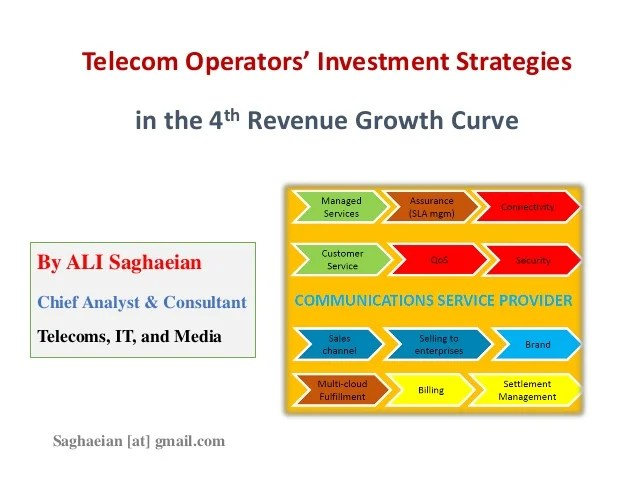 Telecom Operators' Investment Strategies in the 4th ...