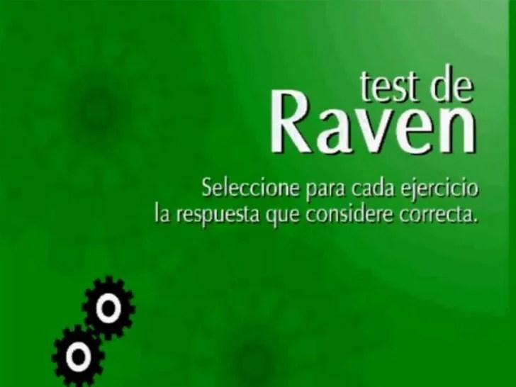 Raven Teste Psicologico