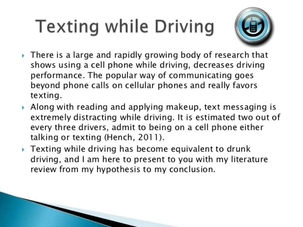 Terrorism Essay In English Texting While Driving Argumentative Essay Creativecard Co Compare And Contrast Essay High School Vs College also My Country Sri Lanka Essay English Texting While Driving Persuasive Essay  Mistyhamel Health And Wellness Essay