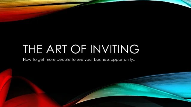 Personalize Your Invitation