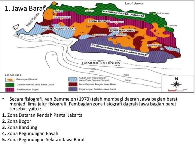 Geomorfologi tinggi berbagai pembangunan sukar dilakukan seperti pemukiman, jembatan, gedung, … The Geology of Java