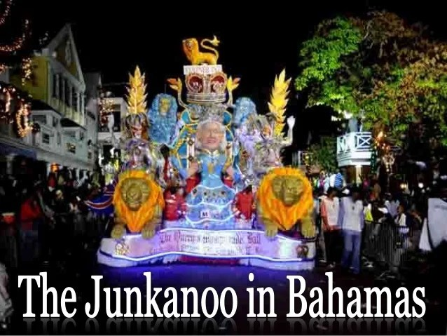 The Junkanoo In Bahamas