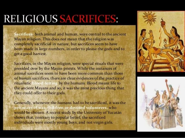Mayan Religion Beliefs Pictures to Pin on Pinterest ...