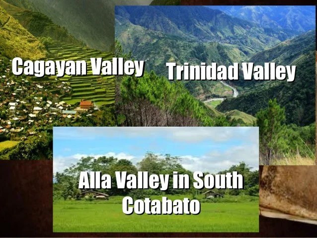 Philippines Valley Images Trinidad