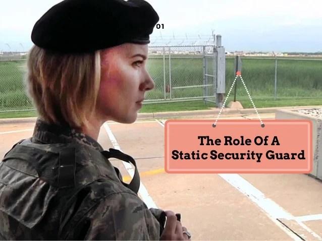 Role Security Guard