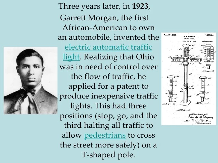 Awesome African American Who Invented The Traffic Light Www Lightneasy Net