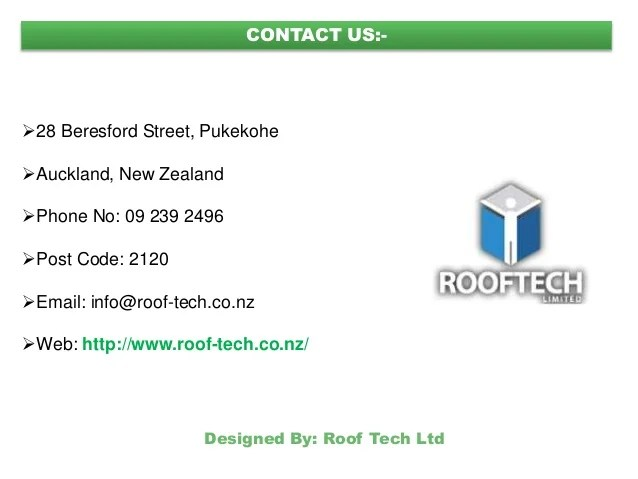 Image Result For Roofing Contractors Auckland