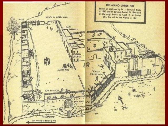 Thirteen Day Siege of the Alamo
