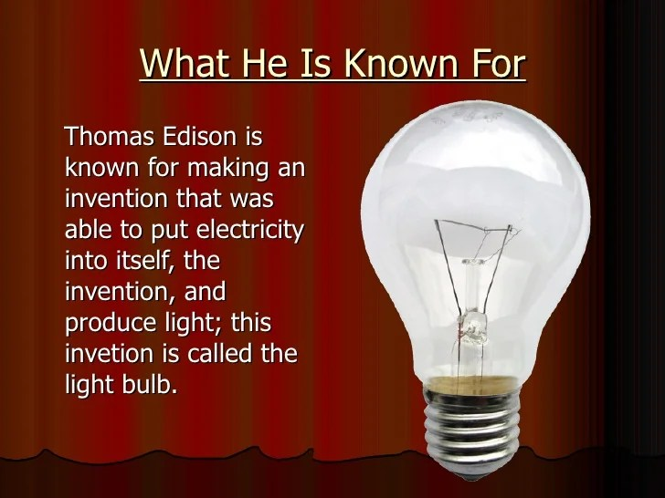 Benjamin Franklin Invented Light Bulb