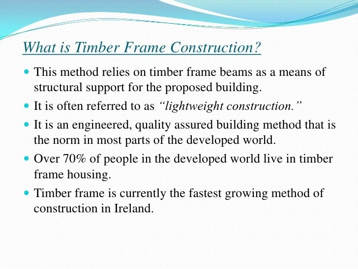 Timber Frame Buildings Disadvantages   Allcanwear.org