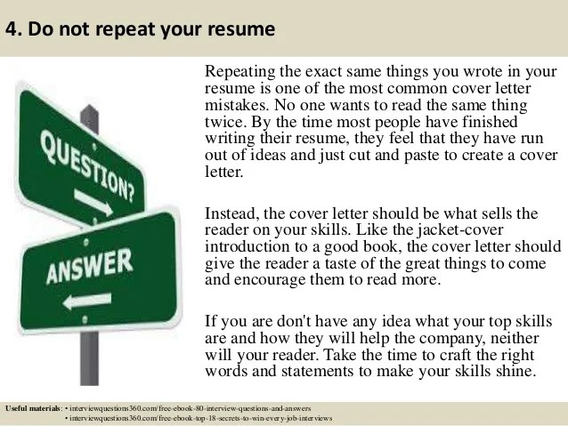 Top 10 Catering Cover Letter Tips