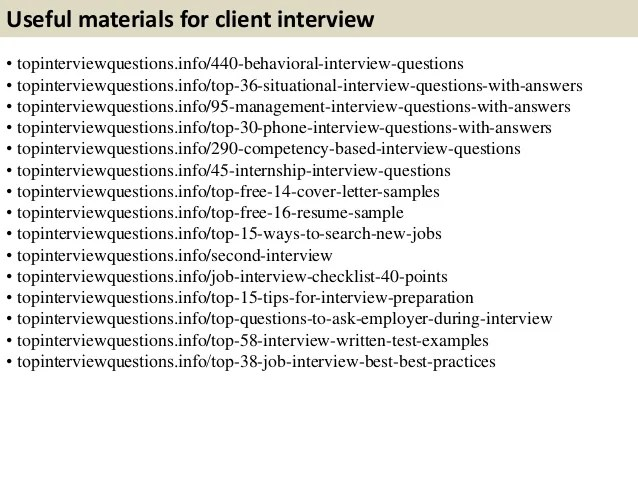 Job Interview Answers Designers