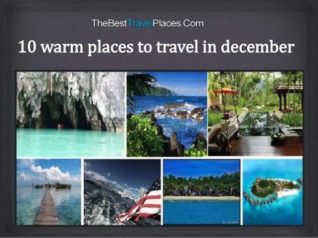 Best holiday destinations in december us for Best cities to visit at christmas in the us
