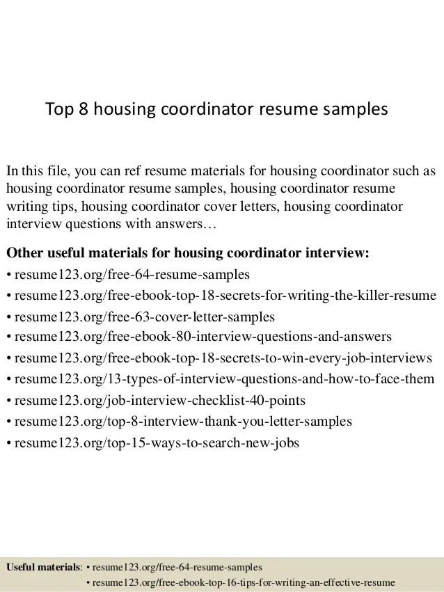 Housing Administrator Cover Letter (8) - Modern Home Revolution