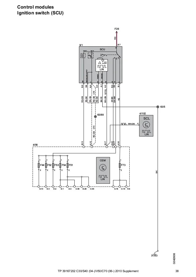 volvo s40 ignition wiring diagram  rj11 to rj45 cable