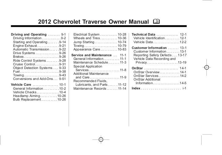 Chevy Traverse Forum Chevrolet Traverse Forum Removal | Autos Post