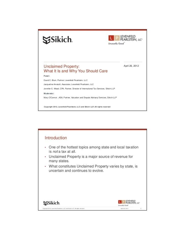 Unclaimed Property Letter Sample Letterjdi