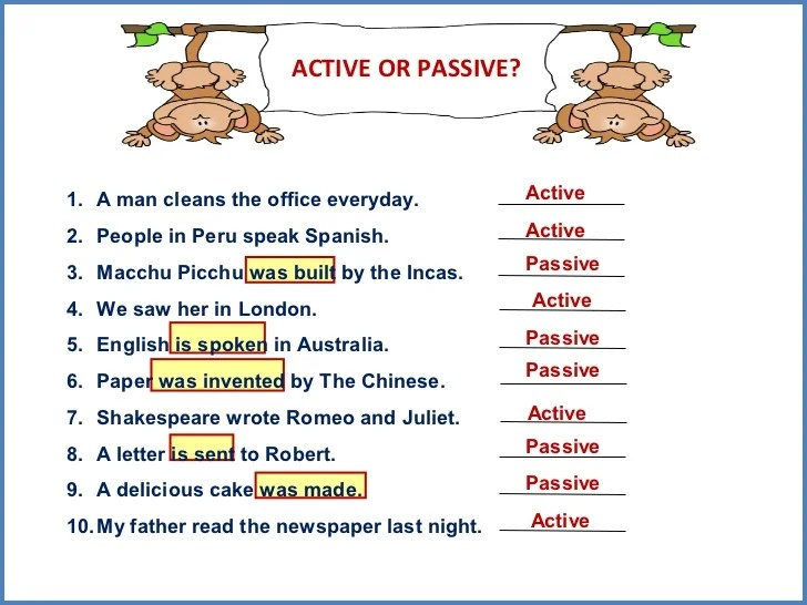 Simple Past And Past Participle