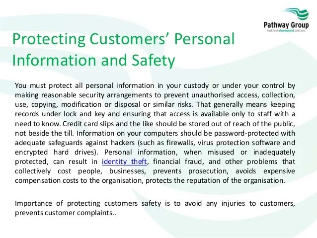 Personal Protection Security Companies