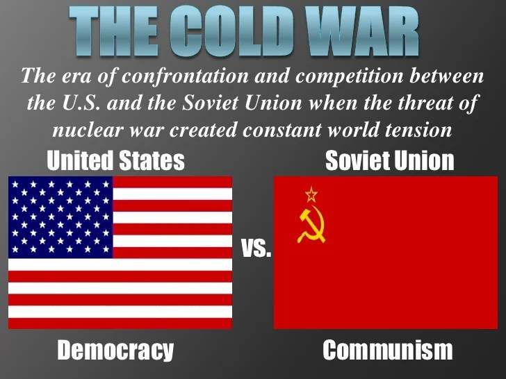 Image result for cold war era