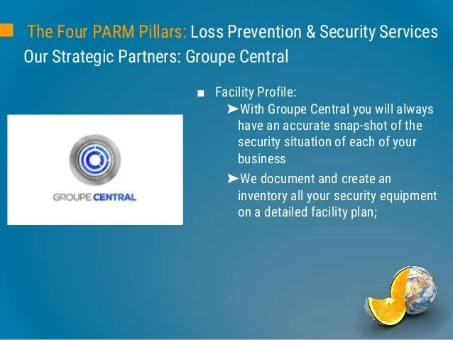 Pillar Security Services