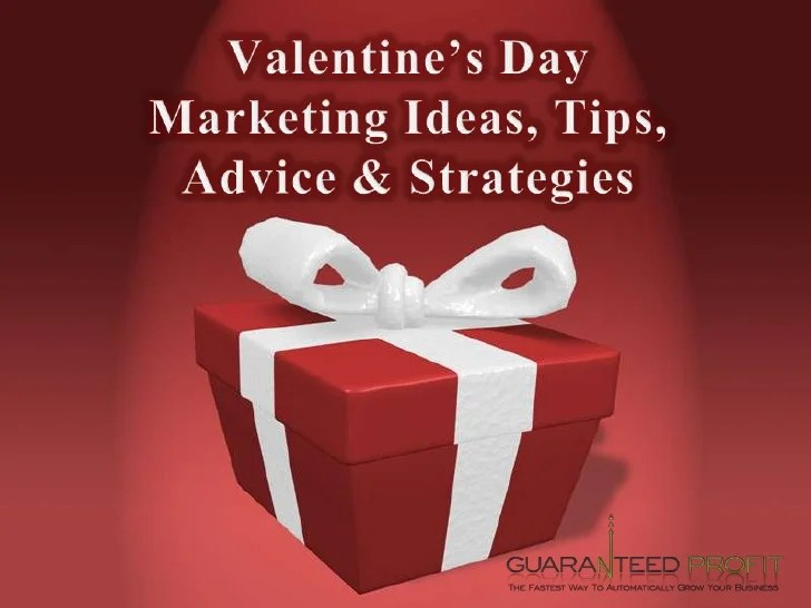 Valentines Day Marketing Ideas Tips Advice Amp Strategies
