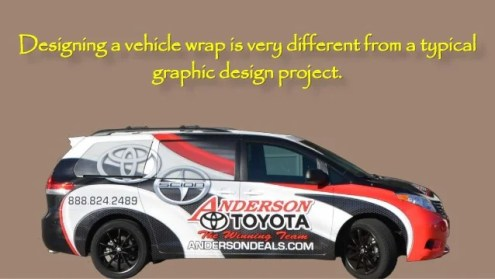 Vehicle Wrap Design  Dos and Don ts Designing a vehicle