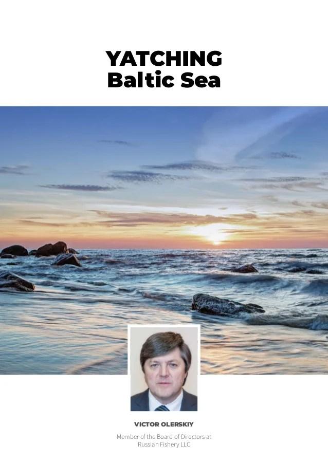 Electrolysis of salt water unit: Victor Olerskiy Brackish Water