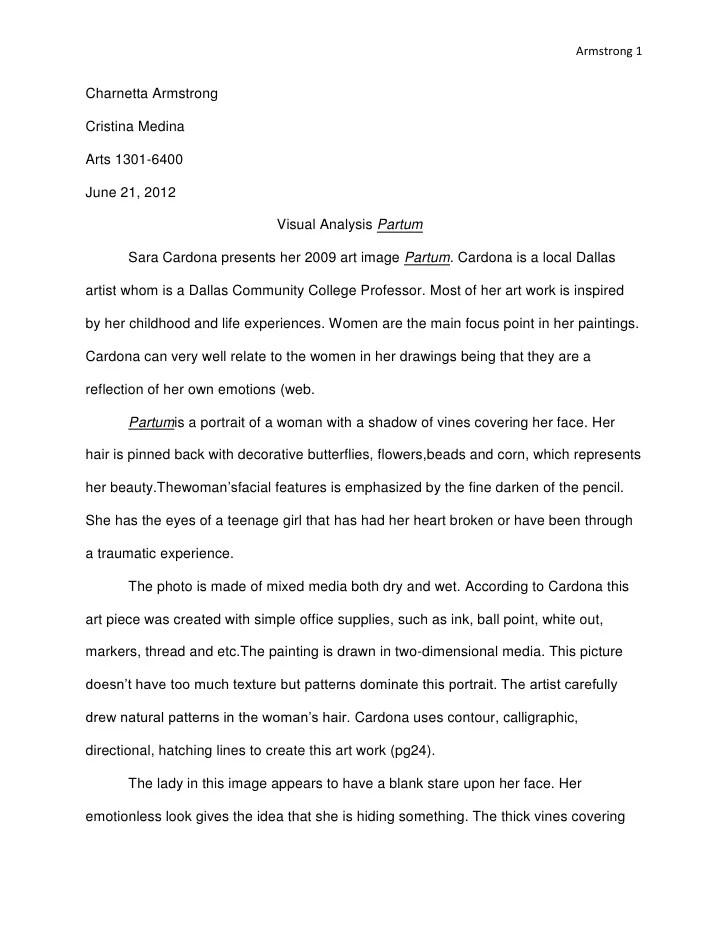 summary analysis essay example crossing brooklyn ferry critical