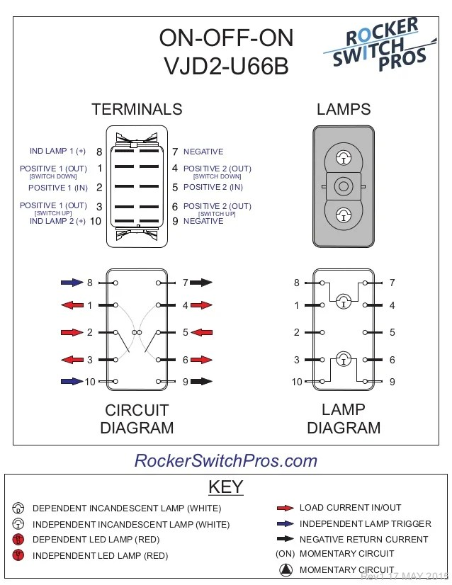 lighted marine switch wiring diagram  2000 e 150 wiring