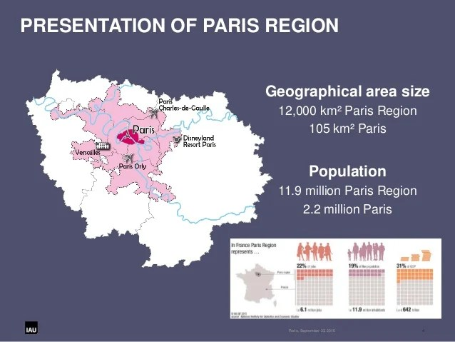 Paris Region: A rich cultural heritage and vibrant culture