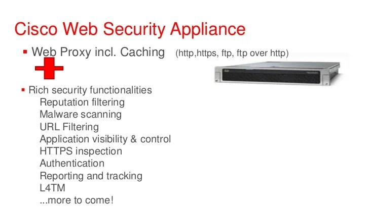Web Application Security Appliance