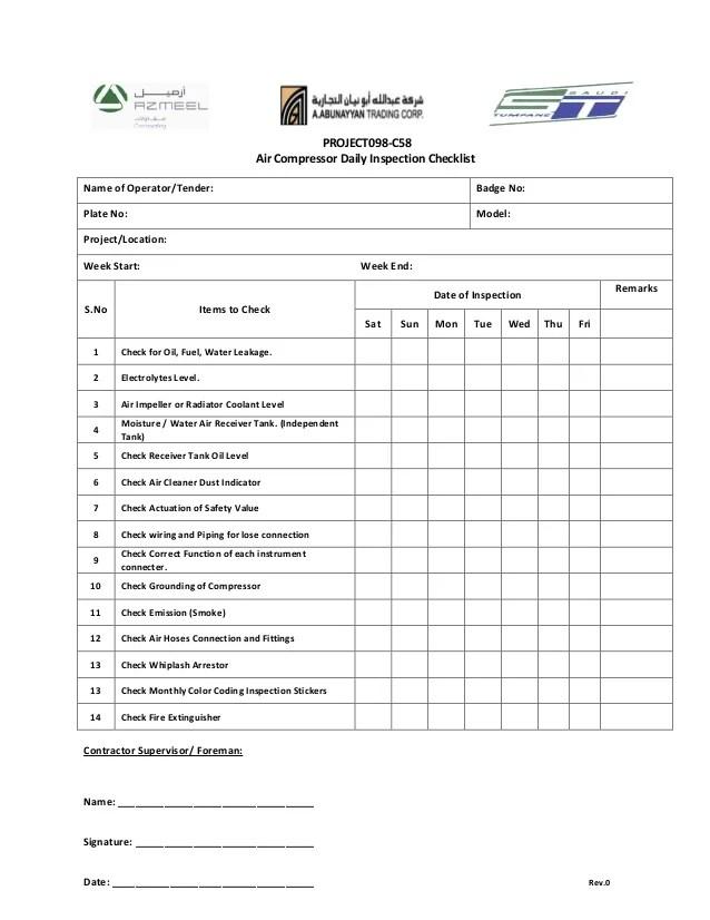 Security Alarm System Maintenance Checklist