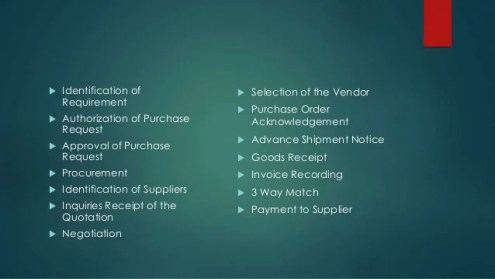 What is the difference between procurement and purchasing     9
