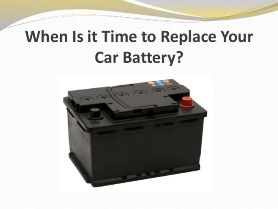 When Is it Time to Replace Your Car Battery
