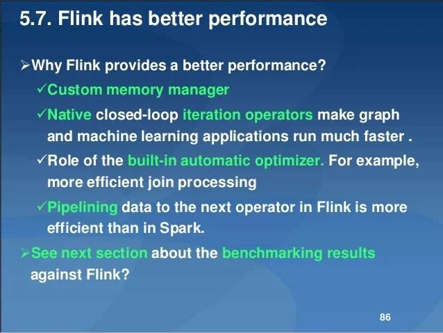 Why apache Flink is the 4G of Big Data Analytics Frameworks