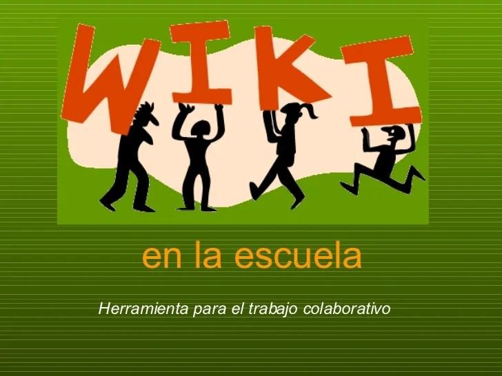Resultado de imagen de wiki escuela