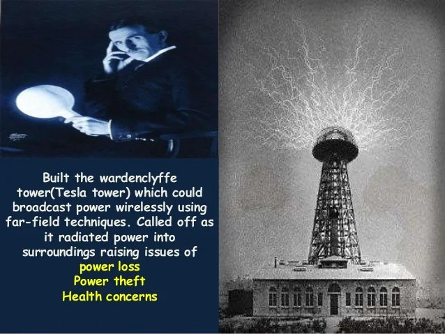 Tesla Light Bulb Invention