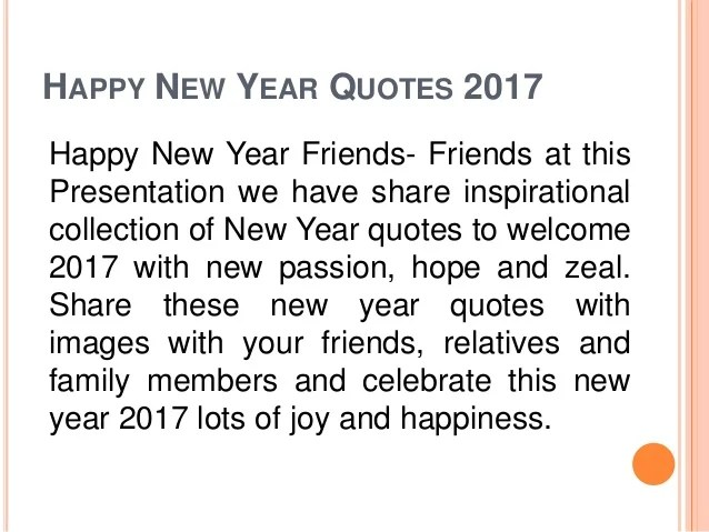 wisdom new year quotes