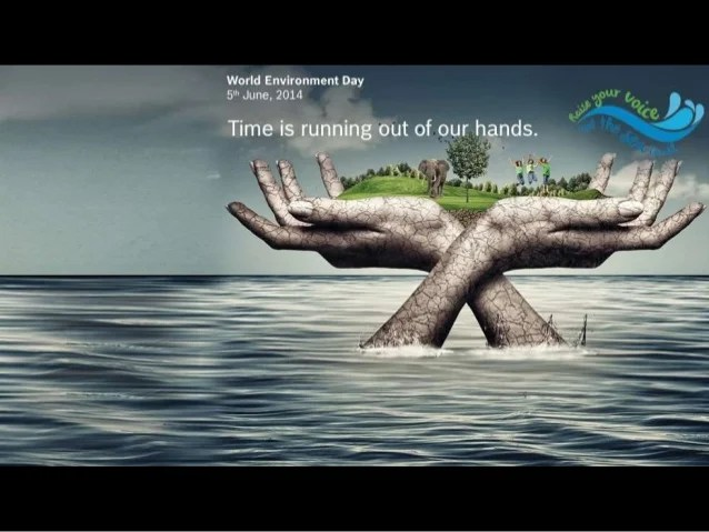 World Environment Day 5th June 2014