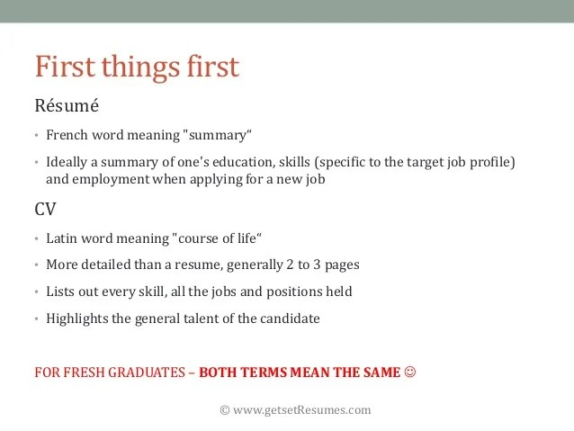 Resume Meaning Job 5000 Free Professional Resume Samples